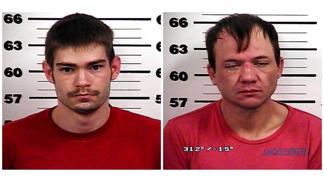 Hawkins County deputies arrest two men for possessing meth