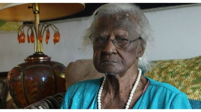 Oldest person in the world celebrates 116 years