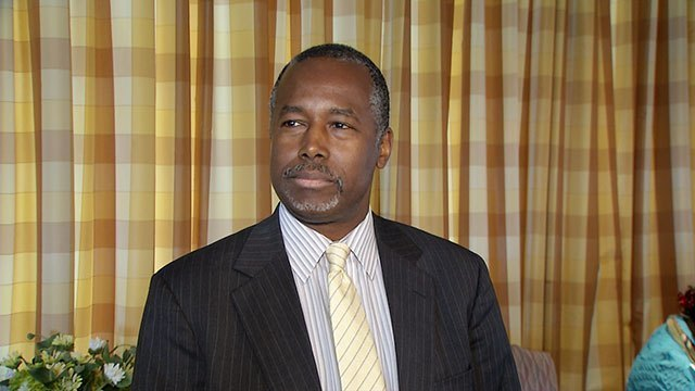 Ben Carson Spends $31000 On A Dining Room Table For His Office