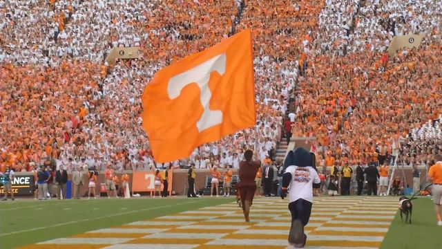 Tennessee ranks 25th in AP college football poll
