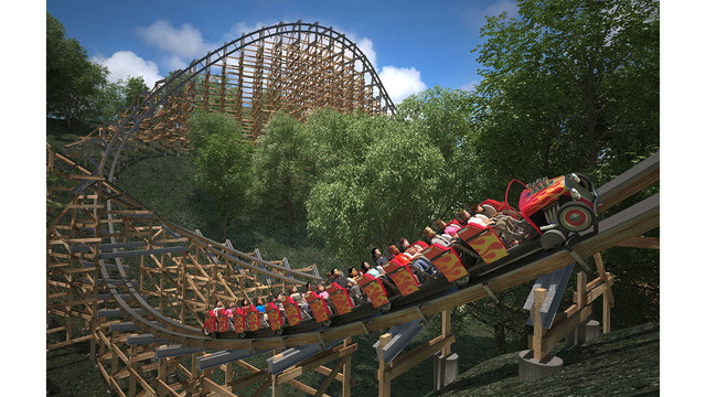 Dollywood's 'Lightning Rod' closed for recall