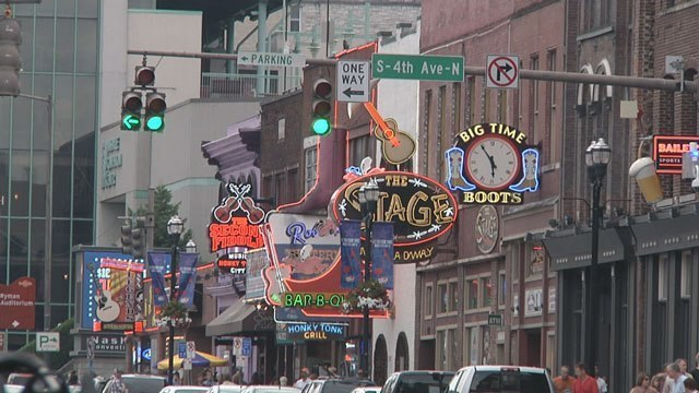 Nashville ranked 11th angriest city across United States