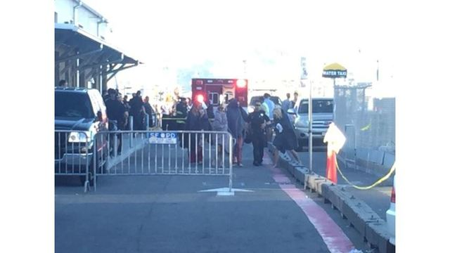 5-year-old injured after boat capsizes near San Francisco's Pier 45