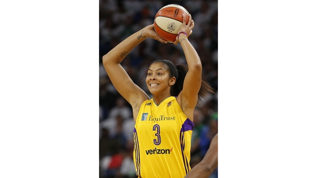 Candace Parker dedicates Los Angeles Sparks' WNBA title win to Pat Summitt