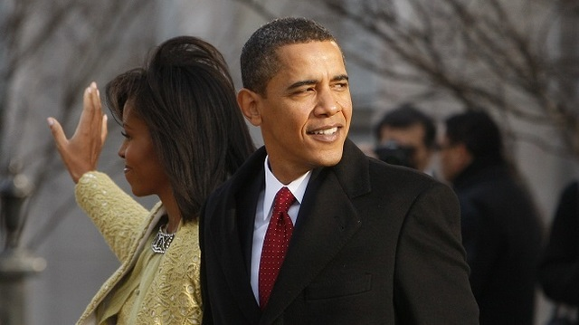 Americans rank Obama 'Most Admired Man' for 10th consecutive year