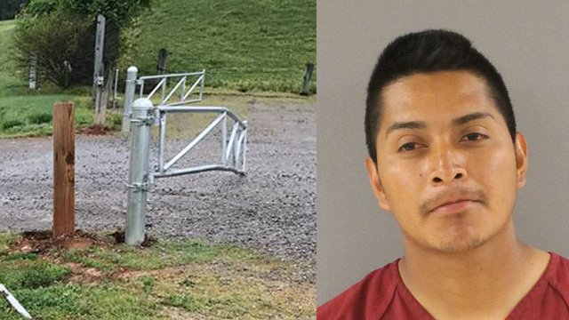 Suspect charged in Knox County soccer complex vandalism