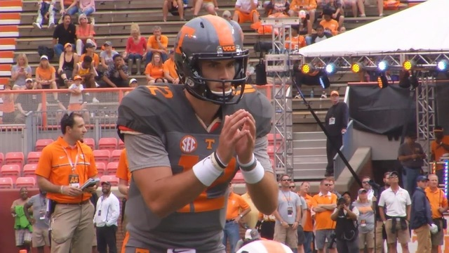 Quarterback Dormady Will Transfer From Tennessee