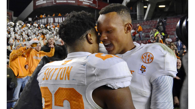 Steelers announce jersey numbers for Josh Dobbs, Cam Sutton