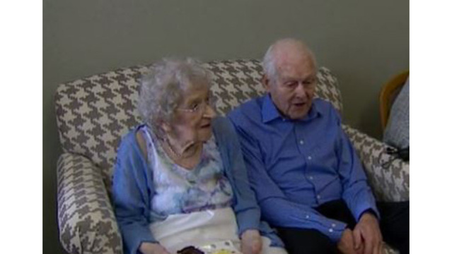 Michigan couple celebrates 80th wedding anniversary
