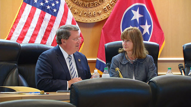 Kids, crime are focus of Tennessee juvenile justice task force