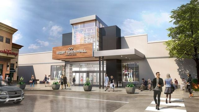 Knoxville West Town Mall preparing for renovations