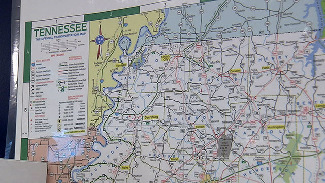 TEMA: Most serious natural disaster threat Tennessee will have is an earthquake
