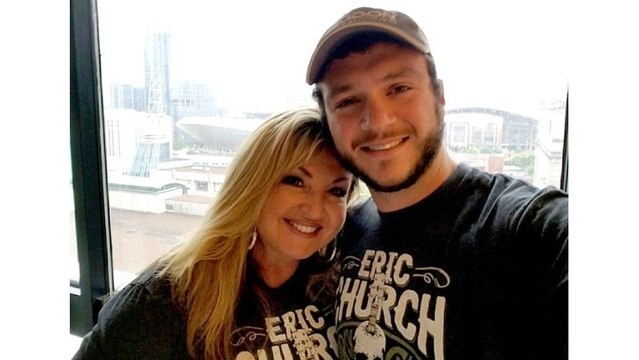 Wife of Tennessee man killed in Las Vegas: 'Shots raining from everywhere'