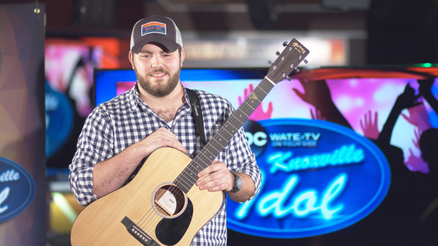 John Young wins Knoxville Idol, will audition in front of 'American Idol' producer