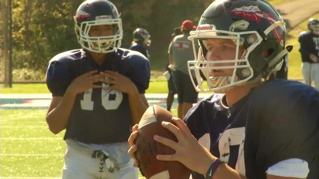 South-Doyle sophomore quarterback's 'quiet approach' leads team to big win