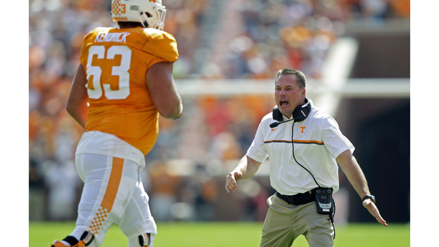 UT responds to claims of Vol playing with concussion