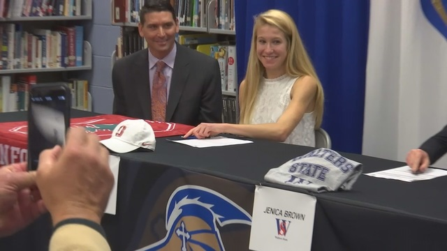 Area athletes sign Letter of Intent on National Signing Day