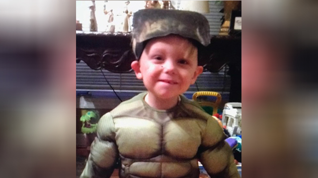 Missing Middle Tennessee 2-year-old found safe