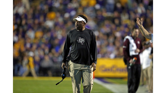 Tennessee Interested in Kevin Sumlin After Dave Doeren Stays Put