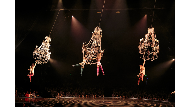 Cirque du Soleil coming to Knoxville