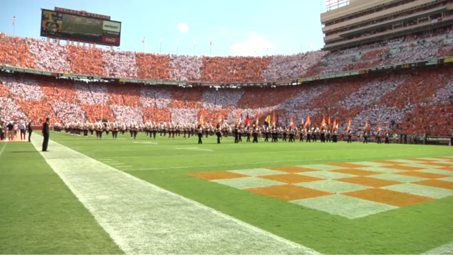 Date, time set for annual Orange & White Game