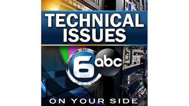 Spectrum Cable experiencing issues with WATE signal