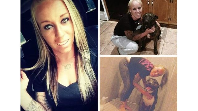 Virginia woman found dead in woods, mauled by her two pit bulls