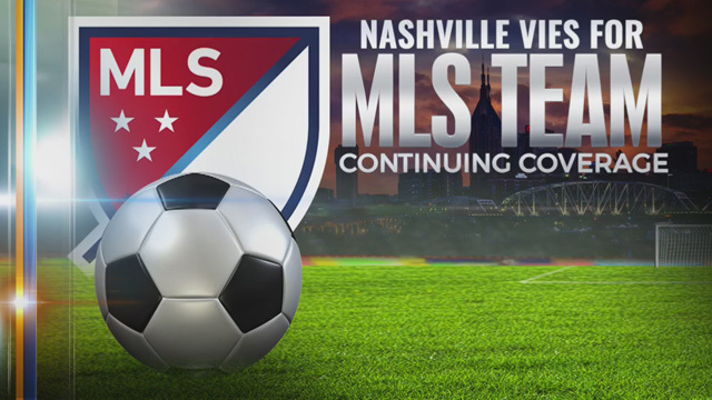 Major soccer announcement to be held in Nashville on Wednesday