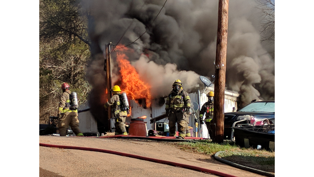 East Knox County home destroyed by fire