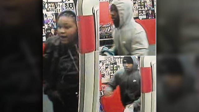 Sheriff seeking 3 suspects who robbed north Knoxville pharmacy