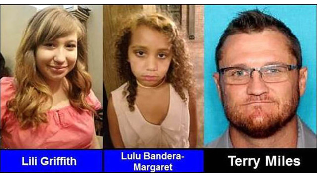 Texas police looking for missing girls who may have been abducted
