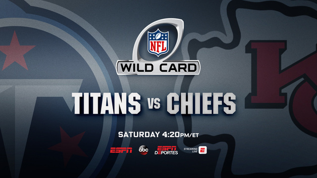 Titans to take on Chiefs in playoffs on WATE 6 On Your Side
