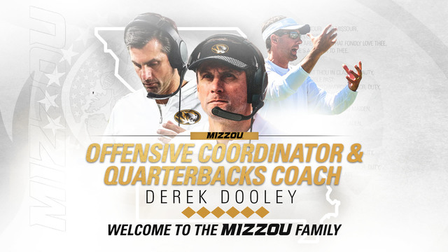 Missouri hires Derek Dooley as new offensive coordinator