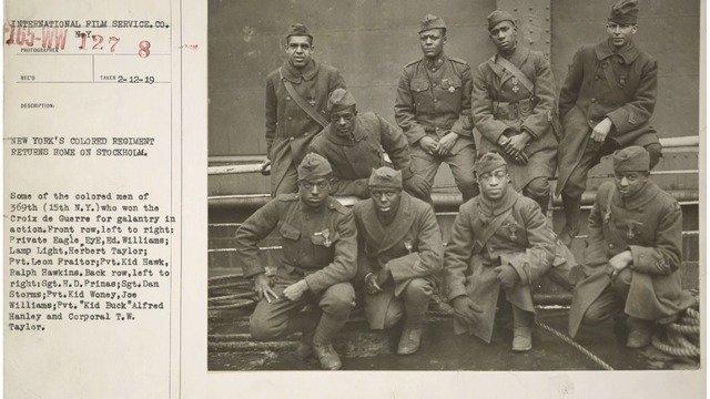 World Wars have double meaning for black soldiers