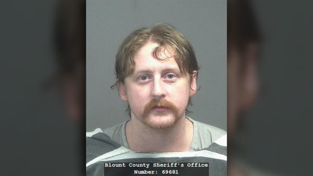 Blount County man arrested for DUI after backing into chief deputy's vehicle