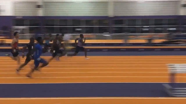 Christian Coleman breaks world record in the 60 meters