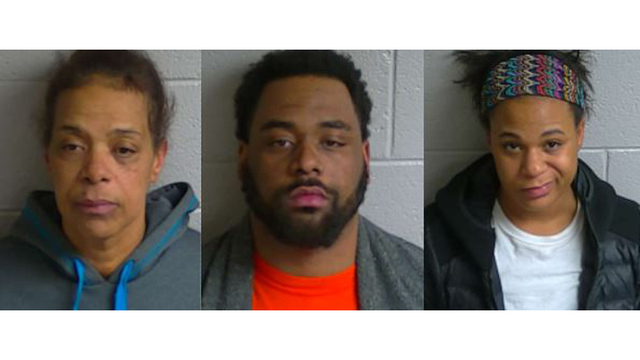 Hamblen County family arrested on drug charges