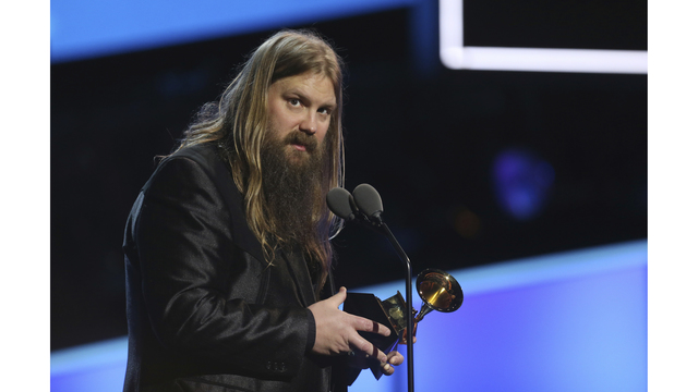 Chris Stapleton to perform in Knoxville