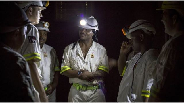 Almost 1000 miners TRAPPED underground after storm wipes out power