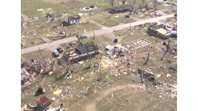 Victims remembered on 10th anniversary of 'Super Tuesday' tornadoes