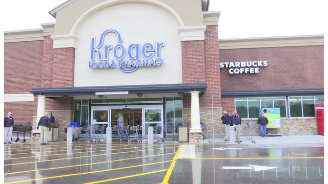 Fountain City Kroger reopens after pipe burst