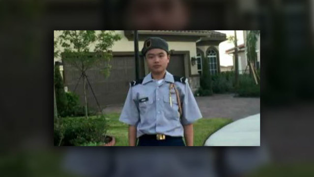 Petition seeks military burial for JROTC cadet killed in Florida shooting