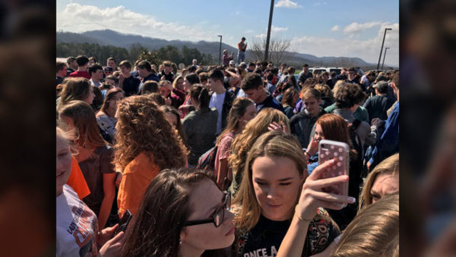 Should kids who cut class for gun protests face punishment?