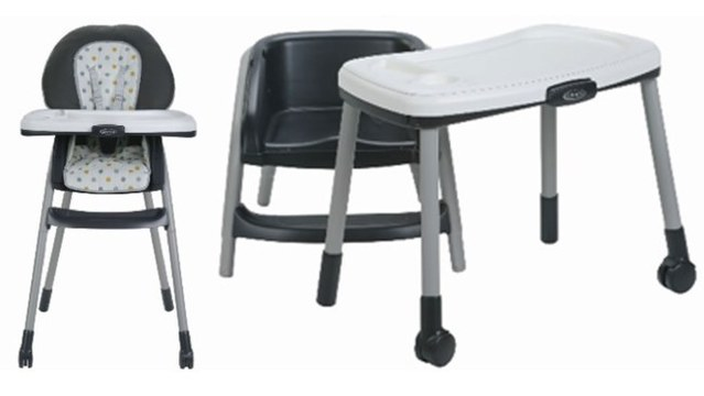 Graco highchairs sold at Walmart recalled after children injured