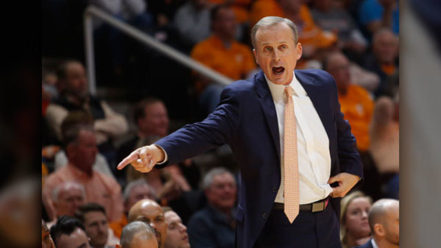 Vols Marching Into SEC Tournament After Capturing Share of Regular Season Crown