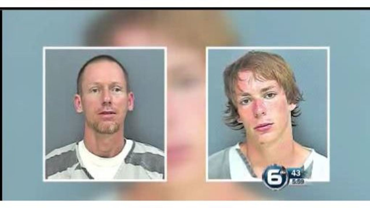 Sevier County inmates captured after escaping jail Friday