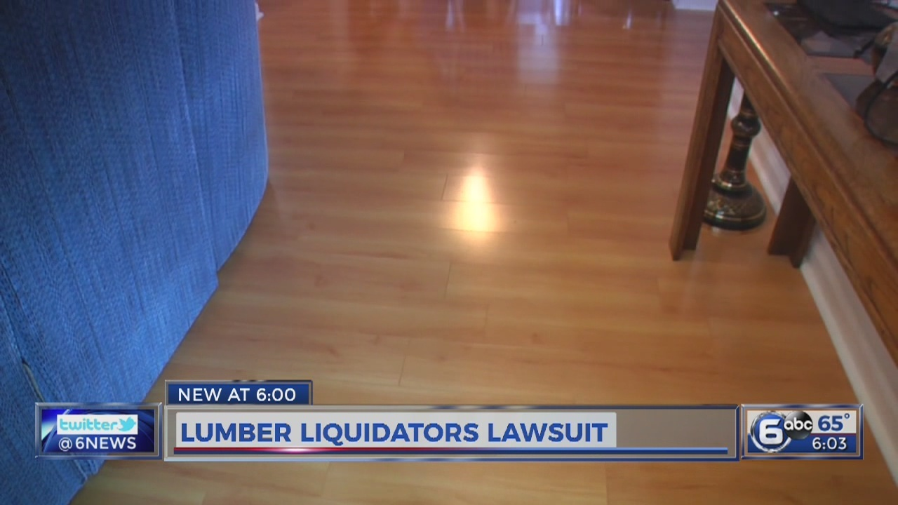 Clinton Man Files Suit Over Flooring Believed To Contain High Levels Of Formaldehyde
