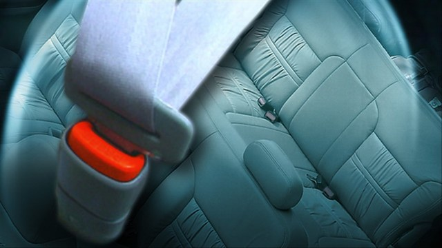 New Law Will Increase Seat Belt Fines In Tennessee