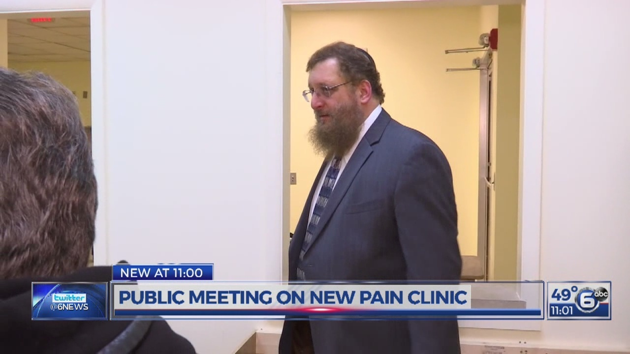 Doctor Opening Pain Clinic In North Knoxville Previously Had Medical