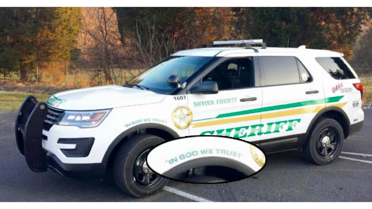 Sevier County Sheriffs Office Incident Report — VACA